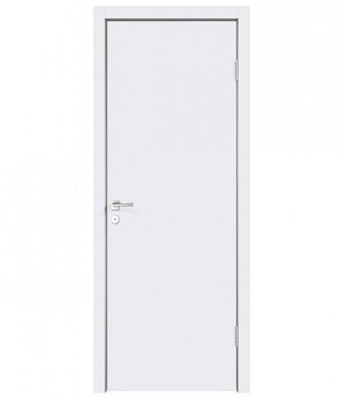 финская дверь с притвором ПГ2500 эмаль